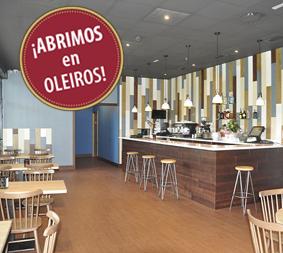 ¡Cambalache abre en Oleiros, A Coruña, su establecimiento número 14 con un nuevo concepto más informal!