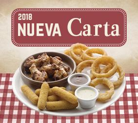 Nueva Carta en los Restaurantes Cambalache