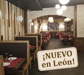 ¡Cambalache abre un restaurante en León!