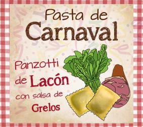 Pasta de Carnaval en los Restaurantes Cambalache