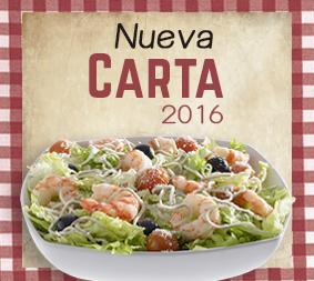 Nuevos platos en la Carta de los Restaurantes Cambalache