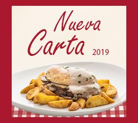 ¡Nuevos platos en los Restaurantes Cambalache!